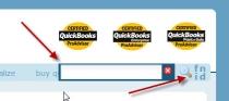 QBGarage.com search box