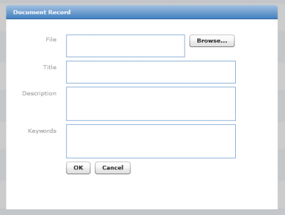 QuickBooks Attached Documents Document Record
